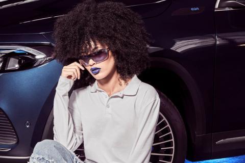 Gafas ic! berlin y Mercedes-Benz