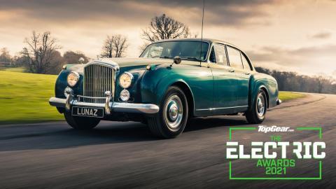 Lunaz Bentley S2 eléctrico