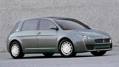 Maserati Buran Concept