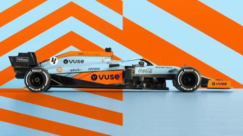 McLaren MCL35M F1 2021
