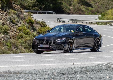 Mercedes-AMG GT 73 e 4Matic
