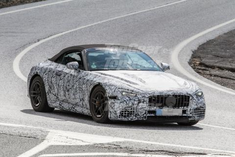 Mercedes SL AMG 2022