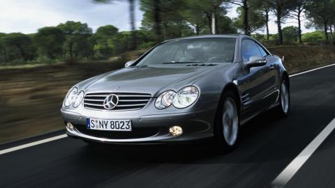 Mercedes SL600 (R230)