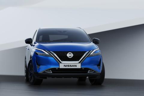 Nissan Qashqai 2021 Exterior vista delantera