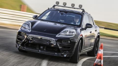 Porsche E Macan