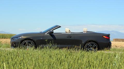 Prueba BMW 420i