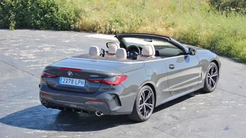Prueba BMW 420i Cabrio
