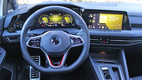 Prueba Volkswagen Golf GTI mk8 2021