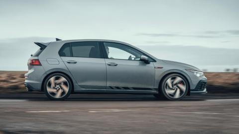 Prueba: Volkswagen Golf GTI mk8