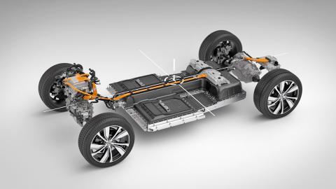 Prueba del Volvo XC40 Recharge, el SUV eléctrico de Volvo