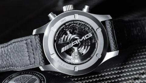 """Reloj de Aviador Cronógrafo """"AMG"""" Edition"""