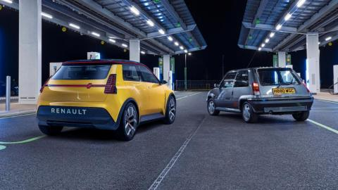 Renault 5 Concept Electric Awards