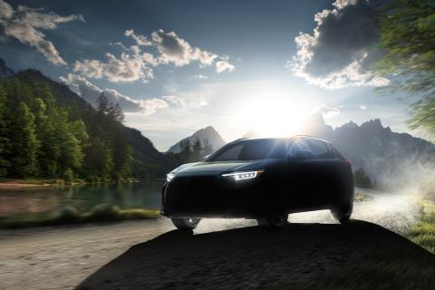 SUV eléctrico Subaru Solterra EV 2022