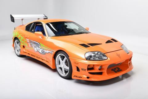 Toyota Supra 1994 fast&furious frontal