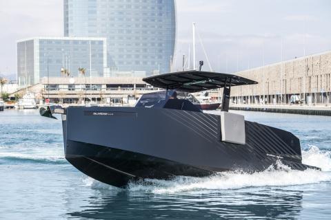 Yate De Antonio Yachts D28 Formentor de Cupra