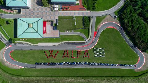 111 aniversario de Alfa Romeo
