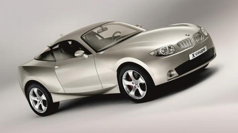 BMW X Concept (2001)