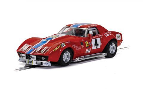 Chevrolet Corvette L88 Red/NART Le Mans 1972