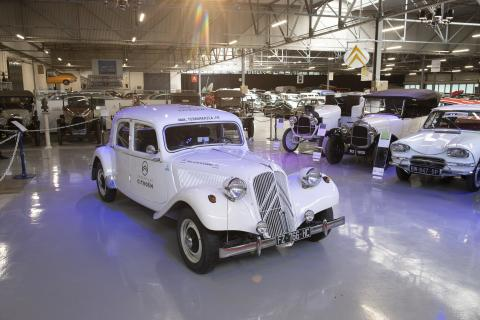Citroën 11B Grand Raid Traction Avant
