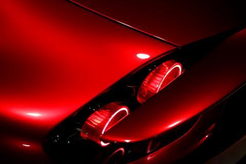 El color rojo de Mazda