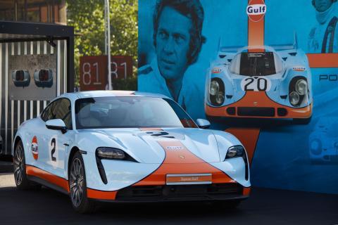 Exposición 'Porsche Boxes'
