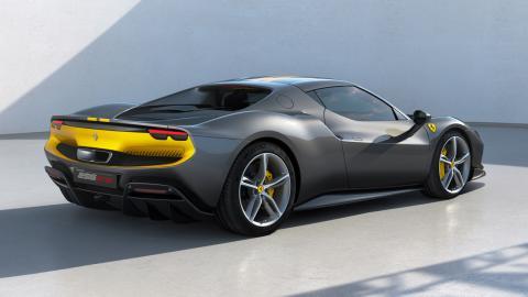 Ferrari 296 GTB Asetto Fiorano