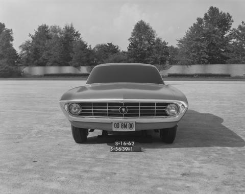Ford Mustang (prototipos de Lincoln Mercury Studios)