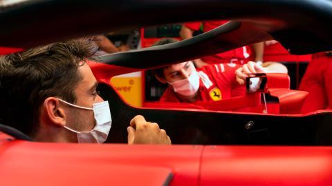 Fórmula 1 Ferrari GP Francia F1