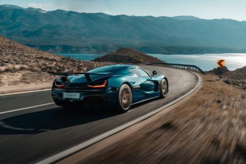 El futuro de Bugatti se decidirá pronto Rimac Nevera
