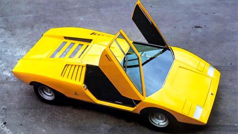 Galería: Lamborghini Countach LP400
