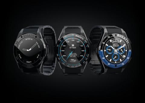 Gama de relojes Bugatti y VIITA