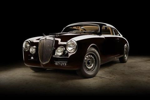Lancia Aurelia B20GT Outlaw