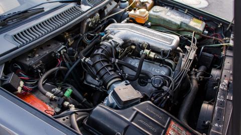 Motor Alfa Romeo 2.5 V6 Busso