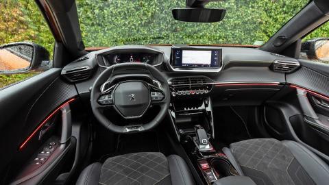 Peugeot 2008 (interior)