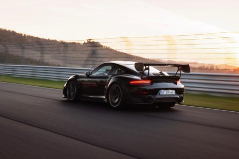 porsche manthey racing nurburgring