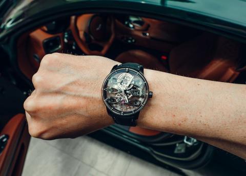 Reloj Tourbillon – Aston Martin Edition