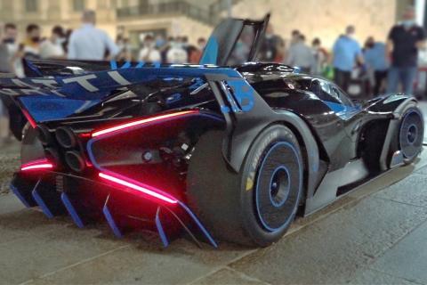Sonido Bugatti Bolide
