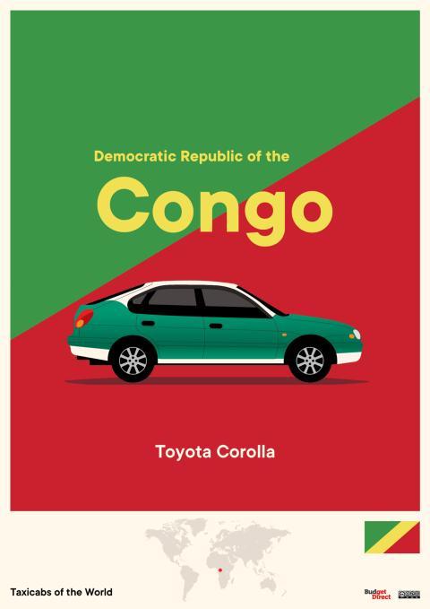 Taxis de África