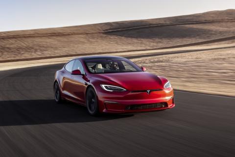 Tesla 110 más atractivos Model S