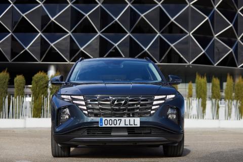 10 mejores SUV de renting Hyundai Tucson