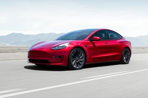 Así afecta la temperatura a la autonomía real Tesla Model 3 calor