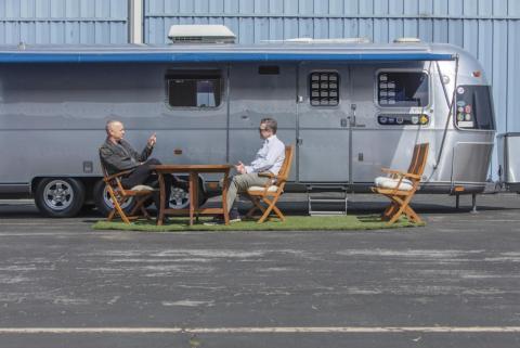 Airstream de Tom Hanks