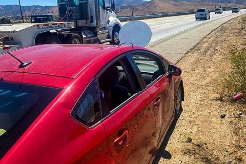 Antena coche wifi
