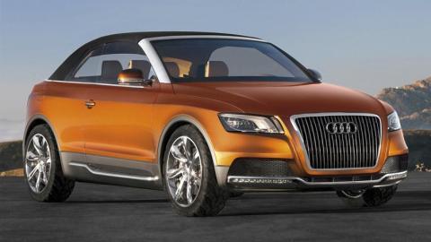 Audi Cross Cabrio quattro concept