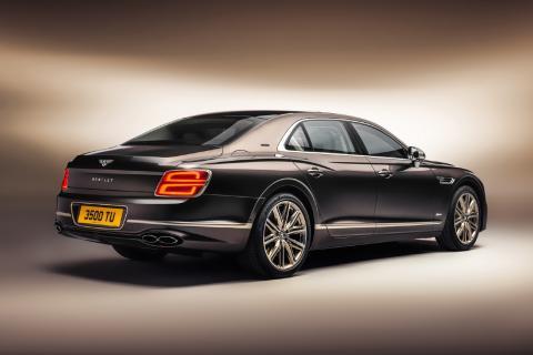Bentley Flying Spur Hybrid Odyssean Edition
