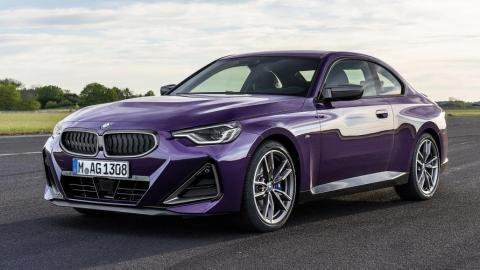BMW M240i xDrive, Serie 2 2021