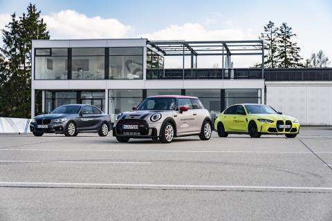 BMW Mini Driving Experience