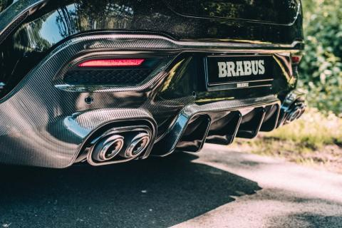 Brabus 800 Mercedes-AMG GLE Coupe
