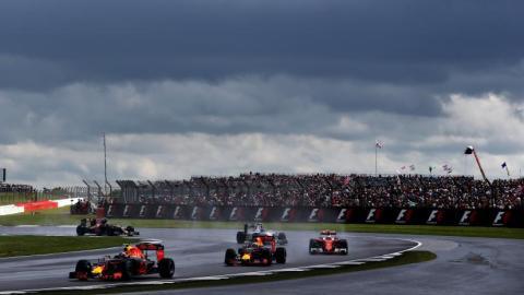 Carreras al sprint en la Fórmula 1