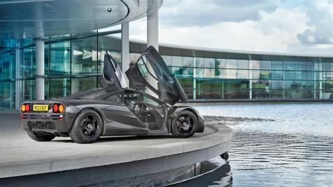 Los coches más bonitos: McLaren F1